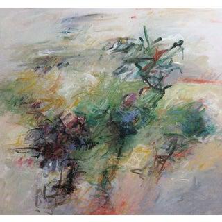 """Celebration Fantasy"" Acrylic on Canvas For Sale"