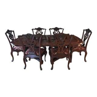 Henredon Historic Natchez Dining Set