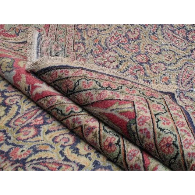 Textile Fantastic Kayseri Carpet For Sale - Image 7 of 7