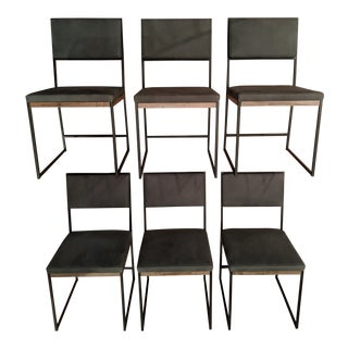 Hendrick Dining Chairs by Wüd Furniture - Set of 6 For Sale