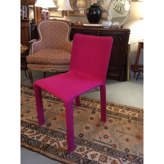 Modern Studio Bartoli Design Magenta Kristalia Joko Chair For Sale - Image 4 of 9