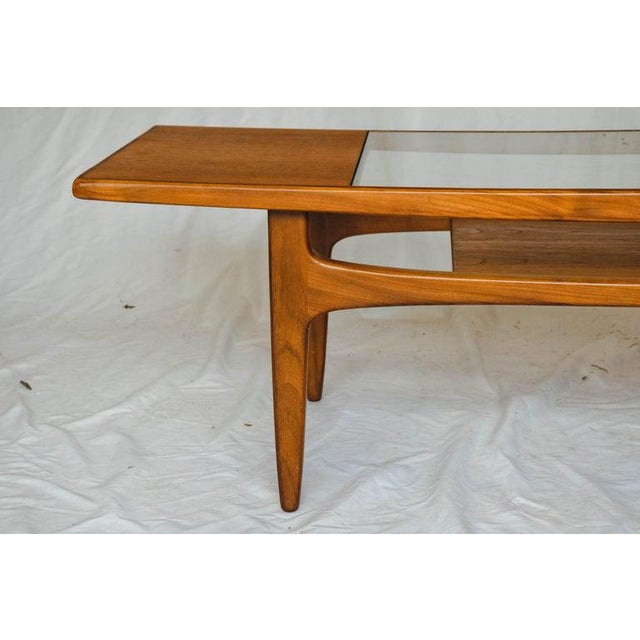 G-Plan coffee table. The same style that was seen in the Mad Men series.