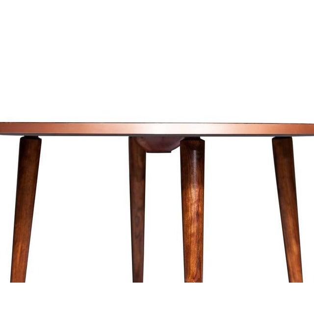 Customizable Tea Table by KLOTZWRK - Image 4 of 6