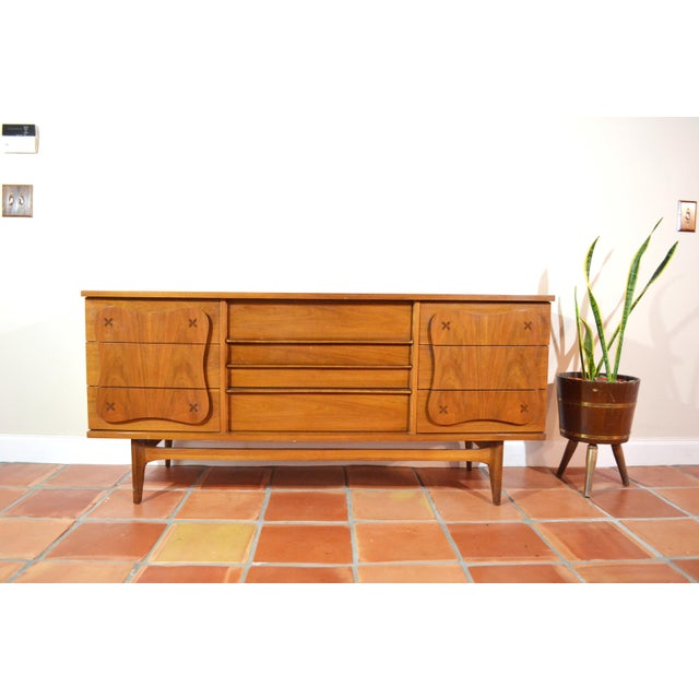 Mid-Century Credenza by Basset - Image 2 of 8