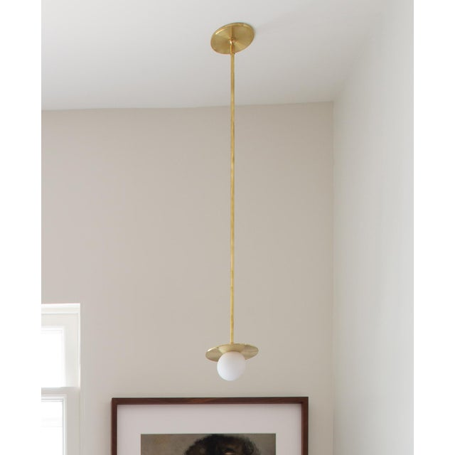 Allied Maker Featured in The 2020 San Francisco Decorator Showcase — Allied Maker Pendant Light For Sale - Image 4 of 4
