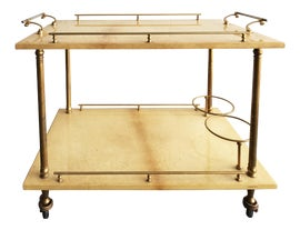 Image of Beige Bar Carts and Dry Bars