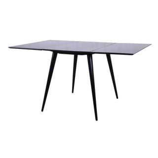 1960s Danish Modern Paul McCobb Planner Group Drop Leaf Dining Table For Sale