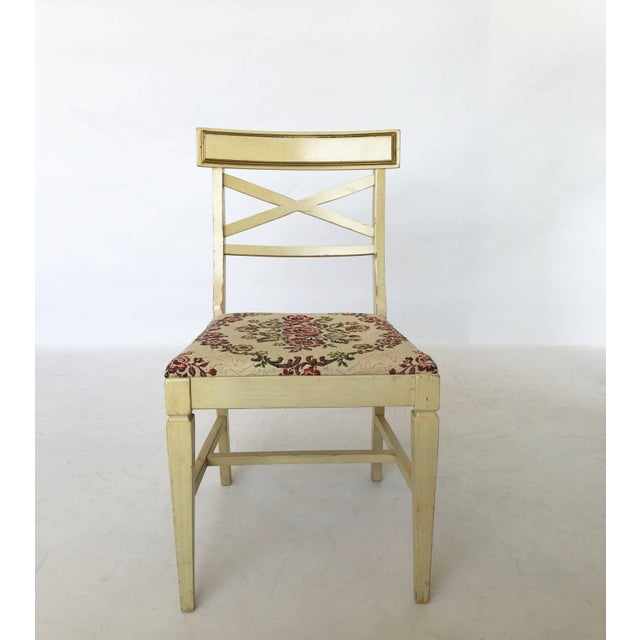 French Regency Writing Desk and Chair For Sale In Dallas - Image 6 of 8