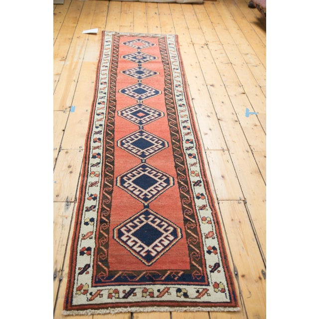 "Vintage Sarab Rug Runner - 2'3"" X 9'4"" For Sale - Image 5 of 9"
