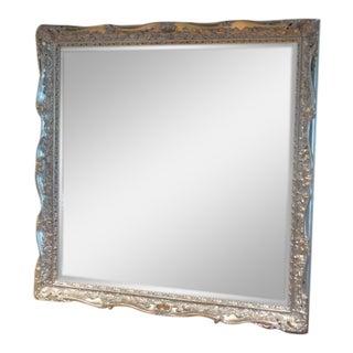 Brocade Home Silver Leaf Mirror