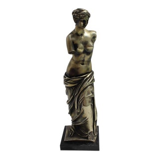 1980s Realism Venus De Milo Sculpture Replica