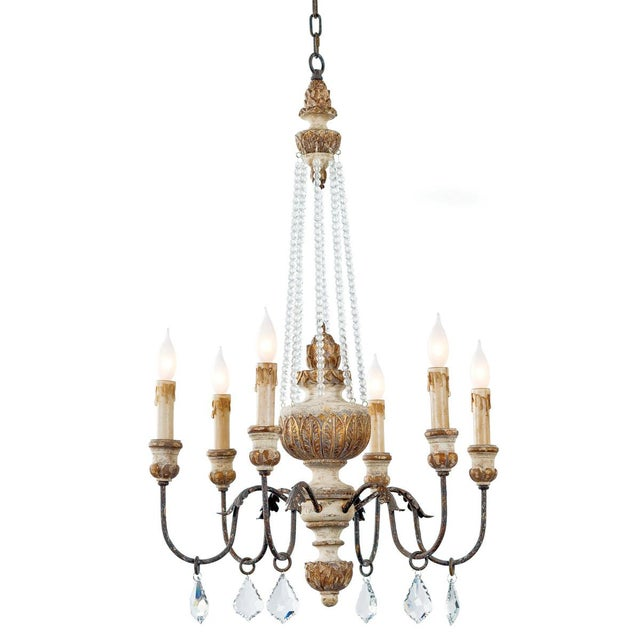 Regina Andrew Design Crystal Parisian Chandelier - Image 2 of 4
