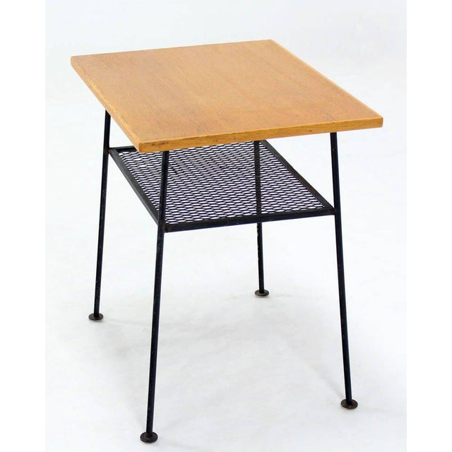 Mid-Century Modern Side or End Table For Sale - Image 10 of 10