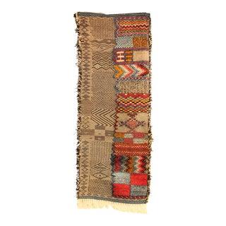"ZANAFI Moroccan Rug, 2'4"" x 5'11"" feet / 70 x 180 cm"