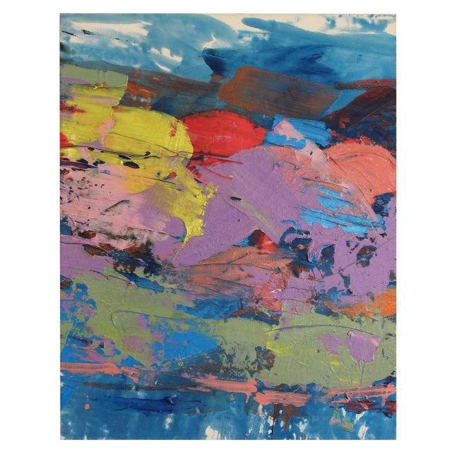Francine Tint Untitled Oil Painting For Sale In New York - Image 6 of 6