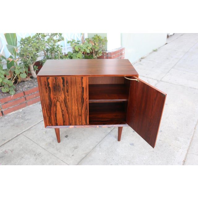 Rosewood Small Cabinet - Image 7 of 11