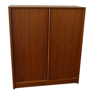 Jesper of Denmark Tall Dresser With Drawers For Sale