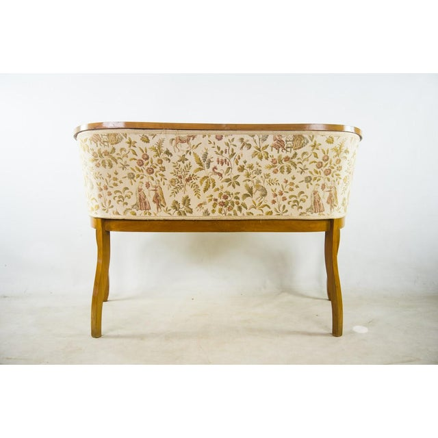 Art Nouveau Art Nouveau Parlor Furniture - Set of 5 For Sale - Image 3 of 11