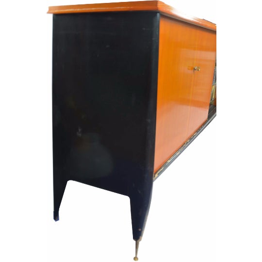 French Mid-Century Modern Sideboard - Image 5 of 5