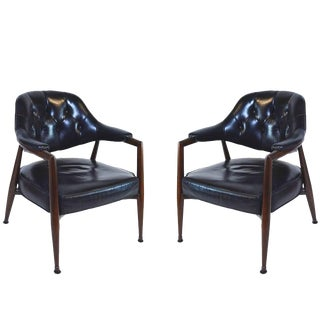 Monteverdi-Young Armchairs - A Pair For Sale