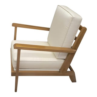 Rene Gabriel Comfy Lounge Chair For Sale