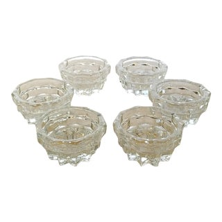 Vintage Fostoria Candle Holders - Set of 6 For Sale