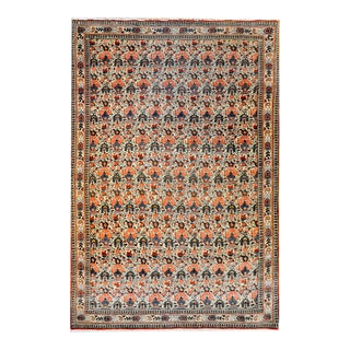 Amazing Early 20th Century Tehran Rug For Sale