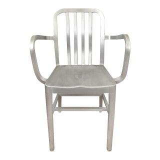 Emeco Aluminum Navy Chair For Sale