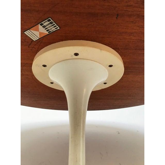 Vintage Knoll Tulip Coffee Table - Image 9 of 11