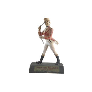 Johnnie Walker Statuette by Ettl Studios For Sale