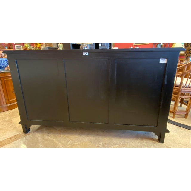 Light Gray Noir Furniture Ridley Dresser For Sale - Image 8 of 9