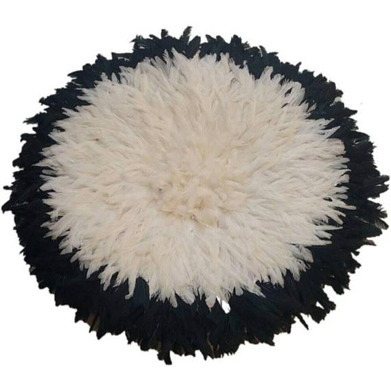Black & Ivory Juju Hat - Image 3 of 3