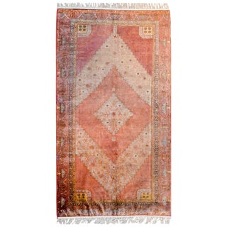 Incredible Early 20th Century Samarghand Rug For Sale