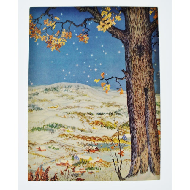 """""""Christmas: An American Annual of Christmas Literature and Art"""" 1943 Book - Image 4 of 10"""
