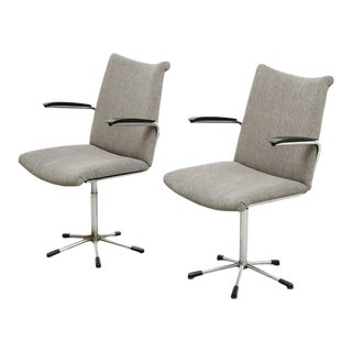 Martin De Wit Chairs for De Wit Schiedam