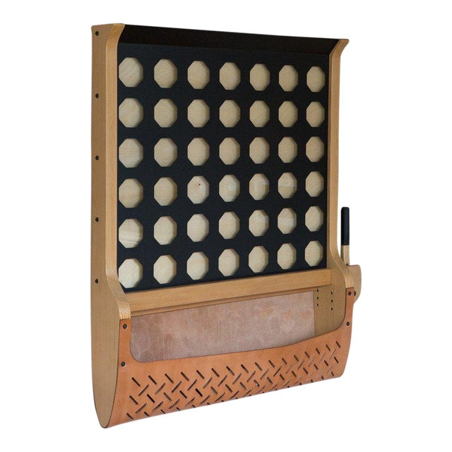 TGM Connect 4 Wall Mount Game For Sale