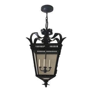 Paul Ferrante Orlando Hanging Lantern For Sale