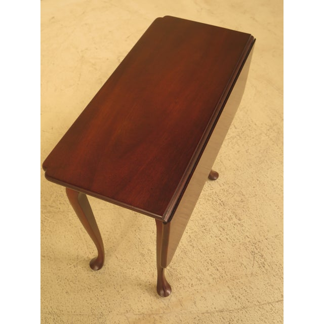 Kittinger Williamsburg Collection Occasional Table - Image 4 of 11