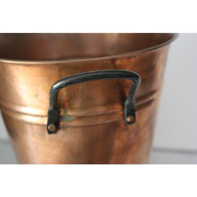Turkish Copper Bucket - Image 3 of 4