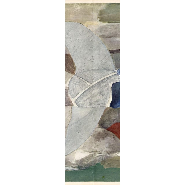 """Mid-Century Modern """"The Spirited Dove"""" by Georges Braque, Original Lithograph From """"Verve No. 31-32"""" (1955) For Sale - Image 3 of 5"""