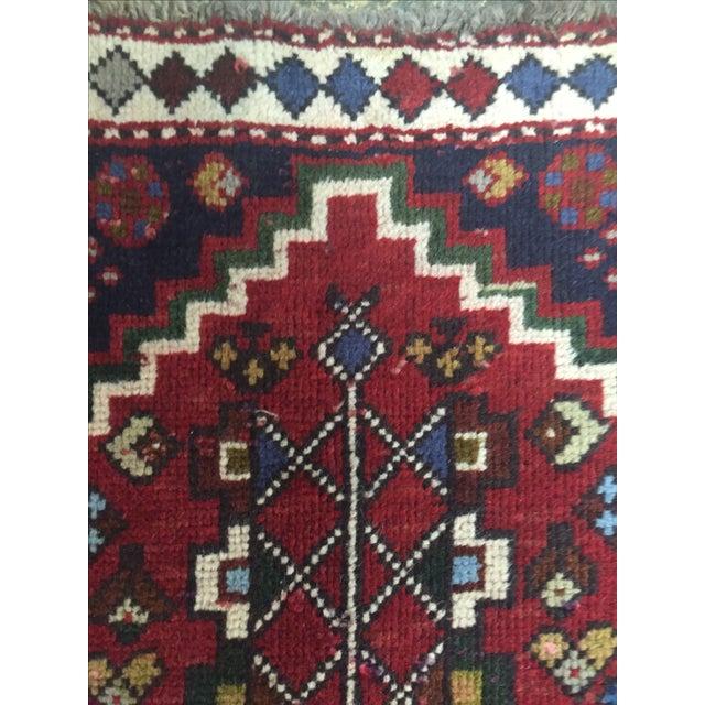 Quashaghi Persian Rug - 2′ × 6′4″ - Image 7 of 10