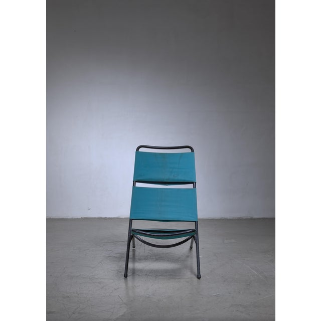 1950s Pair Ilmari Tapiovaara 'Congo' Chairs For Sale - Image 5 of 7