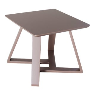 VIP Saloti Floyd Square Side Table For Sale