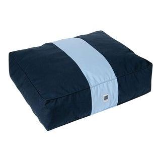 Blue Strip Dog Bed For Sale