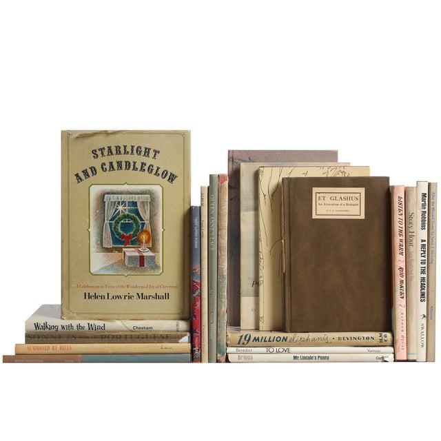 Vintage Poetry Sampler Books - Set of 20 - Image 1 of 2
