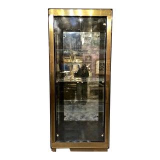 Mastercraft Display Cabinet For Sale