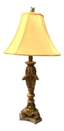 Image of Burnished Brass Finish Lighting
