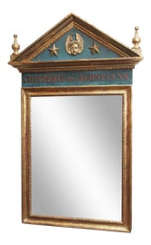 Image of Neoclassical Trumeau Mirrors