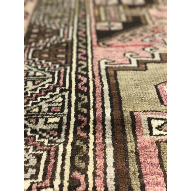 """Bellwether Rugs Distressed Look Vintage Turkish Oushak - 2'11""""x4'7"""" - Image 11 of 11"""