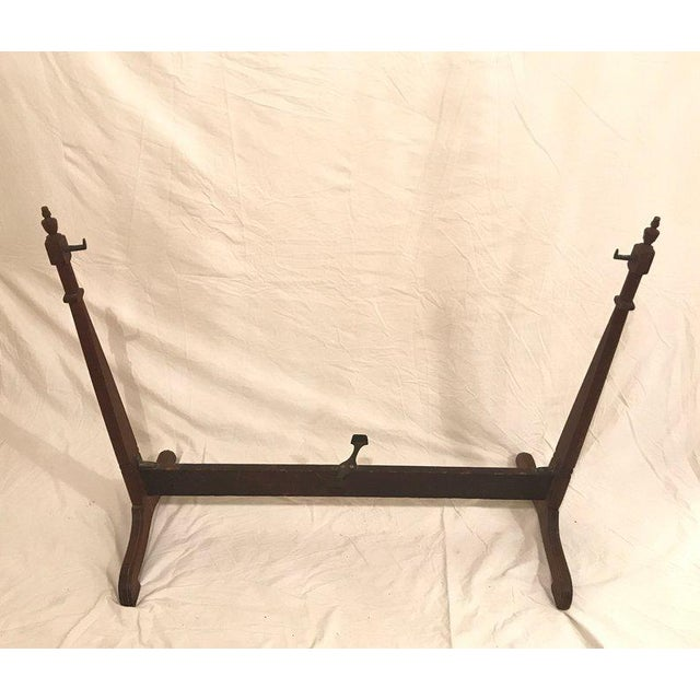 Children's 1920s Traditional Swing Crib For Sale - Image 3 of 5